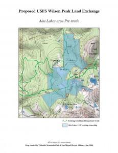 Alta pre map
