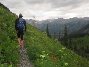 Wasatch Trail Loop Views