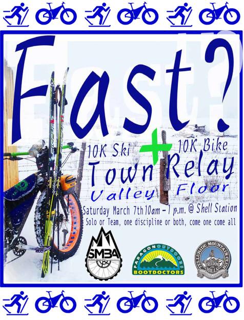vf race poster