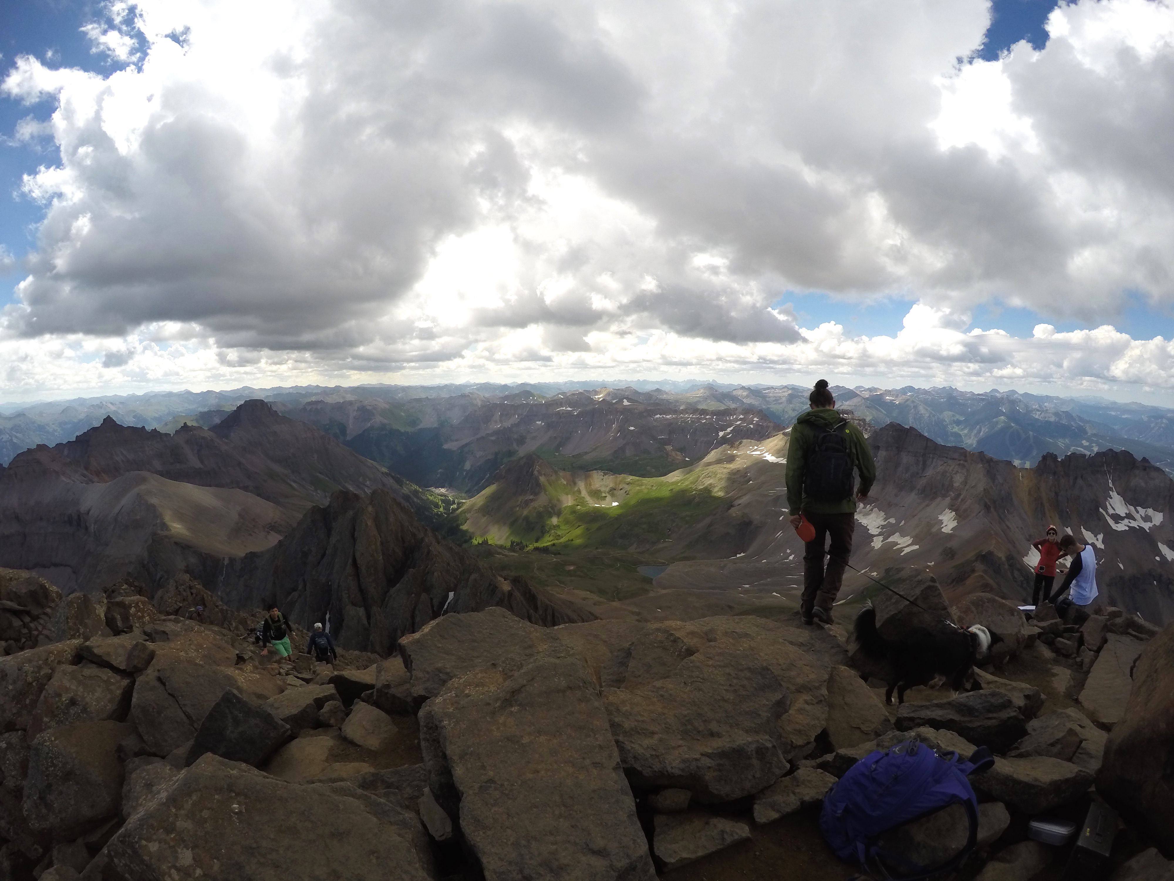 Mount Sneffels Summit