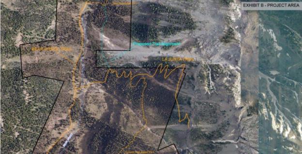 Bear Creek Trail Proposal